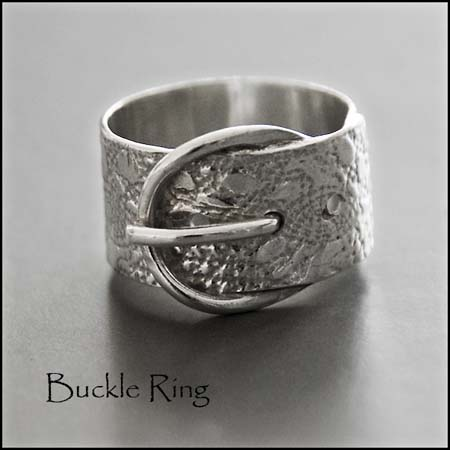 R - Buckle Ring