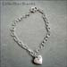 B - Childs Heart Bracelet
