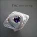 R - PMC Ring with amethyst stone